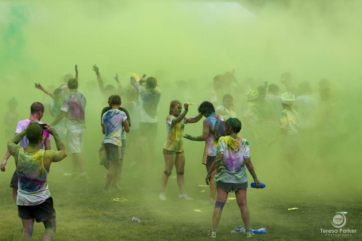 La Color Day débarque à Orléans 1