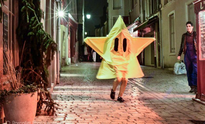 Il se passe des choses bizarres la nuit autour de la rue de Bourgogne ... 1