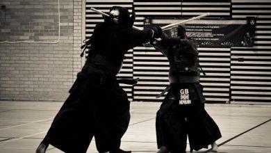 Grosse compétition de Kendo ce week-end 13
