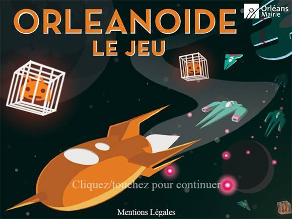 Orléanoïde le jeu pour se détendre et s'informer 1