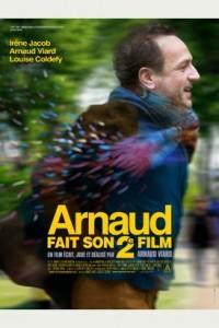 ARNAUD FAIT SON DEUXIEME FILM-cinéma