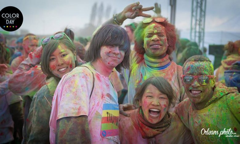 Retour en photo sur La Color Day 2015 1