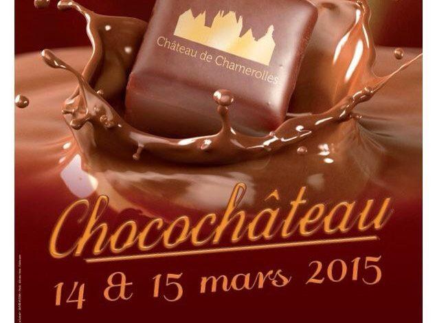 Week-end chocolat au château de Chamerolles 1