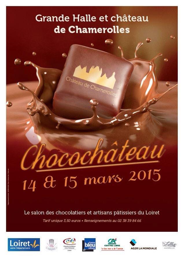 Week-end chocolat au château de Chamerolles 5