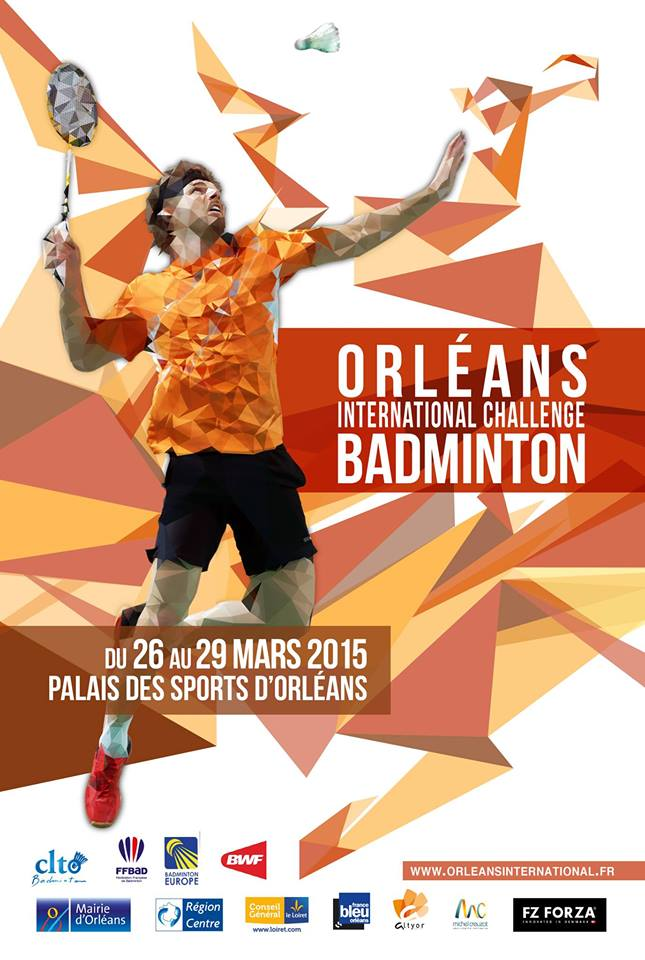 Orléans International Challenge Badminton