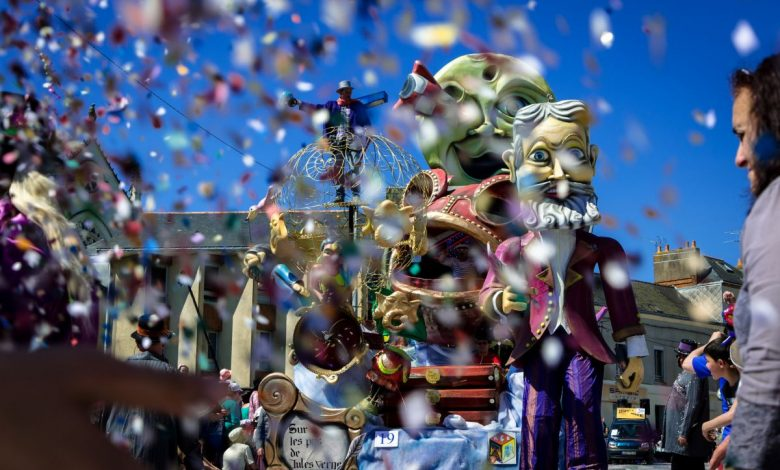 Le premier Carnaval d'Orléans à La Source 1