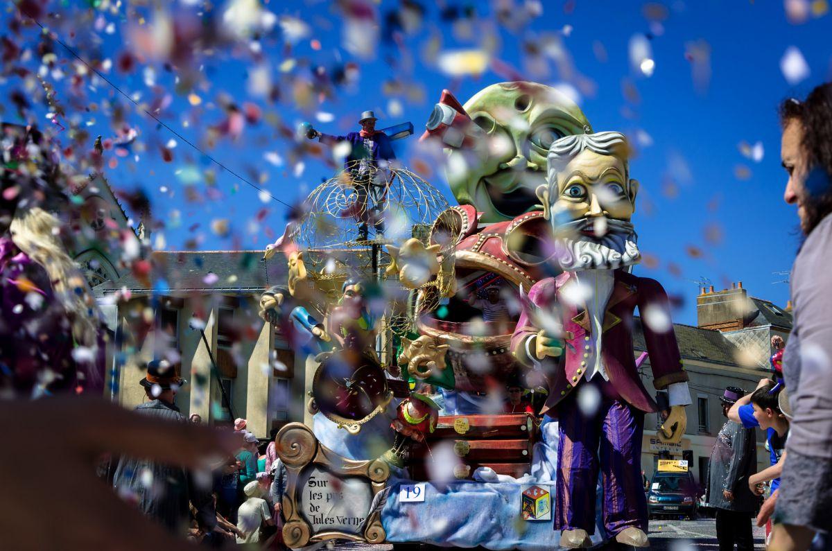 Le premier Carnaval d'Orléans à La Source 7