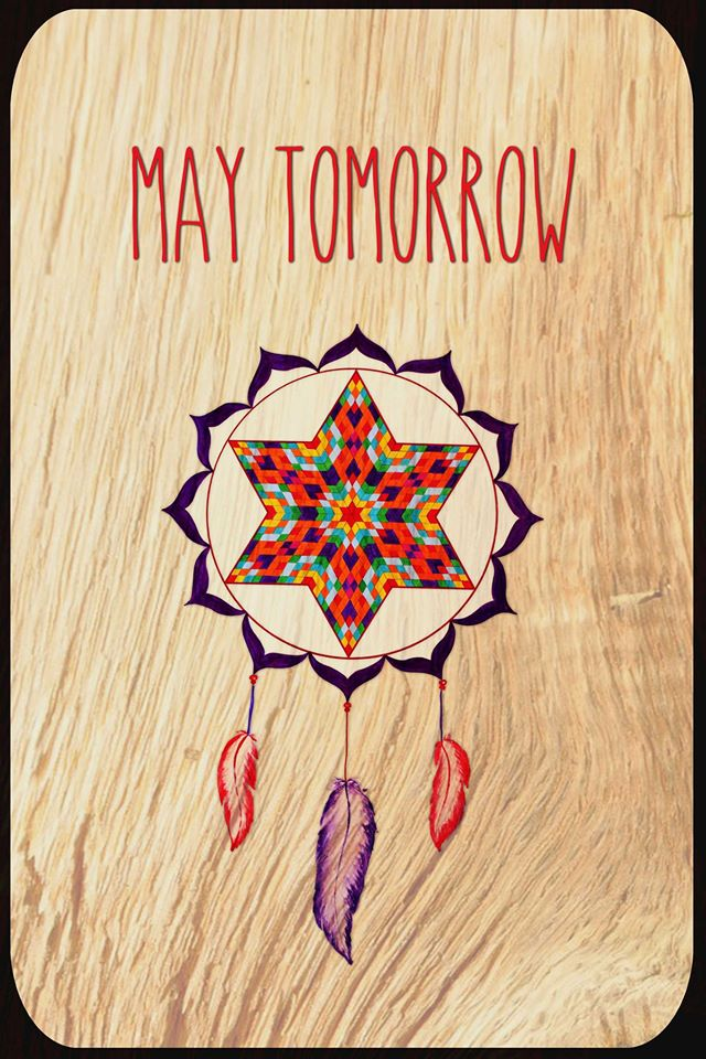 may tomorrow logo