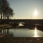 Être matinal pour le canal... 8