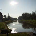 Être matinal pour le canal... 13