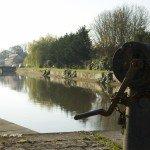 Être matinal pour le canal... 12