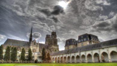 Photo de Orléans en HDr…