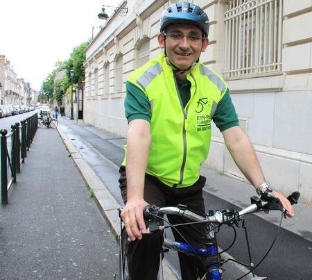 Orléans a un coursier à vélo, c'est plus écolo ! 2