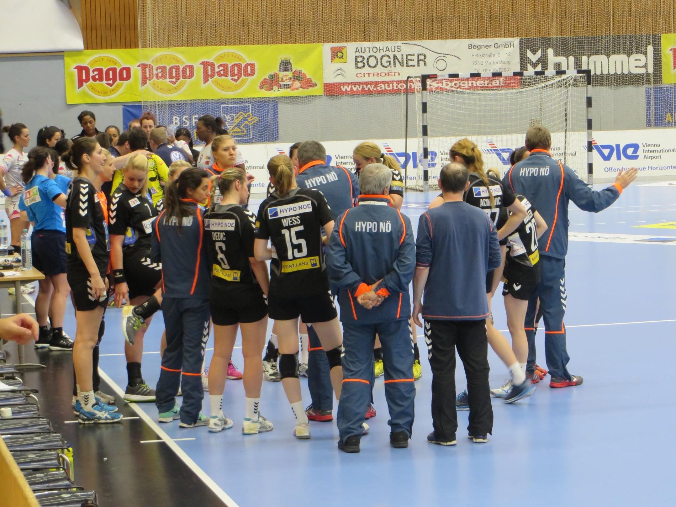 Handball coupe d 39 europe des vainqueurs de coupe hypo - Coupe d europe de handball ...