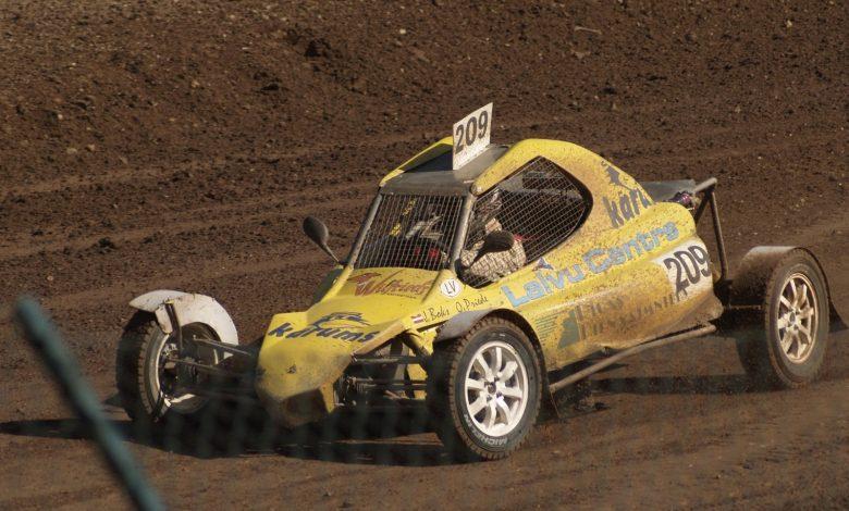 Course d'Auto Cross et Kart Cross pour la bonne cause 1
