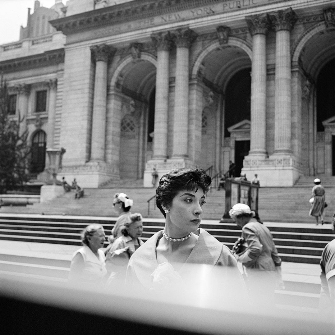 New-York  Vivian Maier
