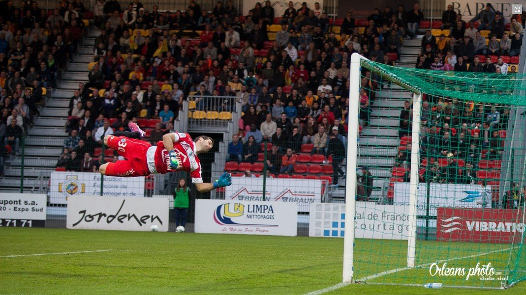 Orléans Photo football