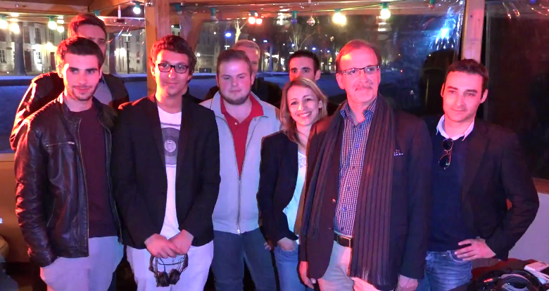 Vidéo : Set Electro, les finalistes warm up 2015 1