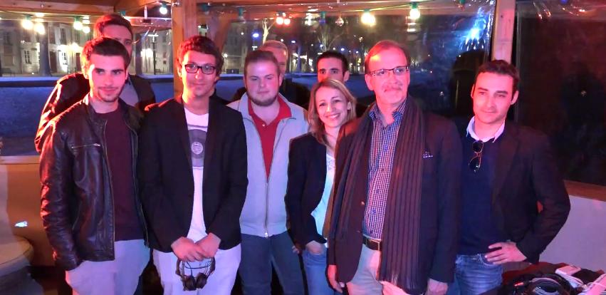 Vidéo : Set Electro, les finalistes warm up 2015 2