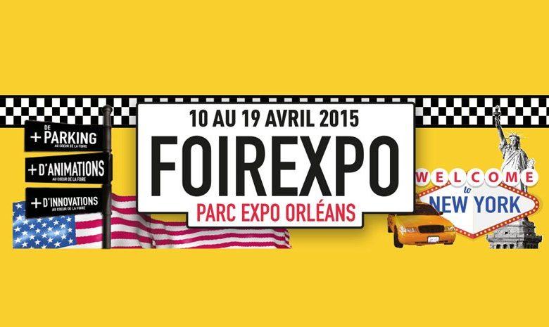 Foirexpo Orléans 2015 : Cap sur New-York 1