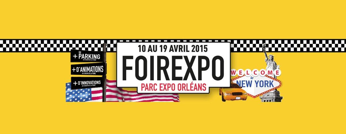 Foirexpo Orléans 2015 : Cap sur New-York 6
