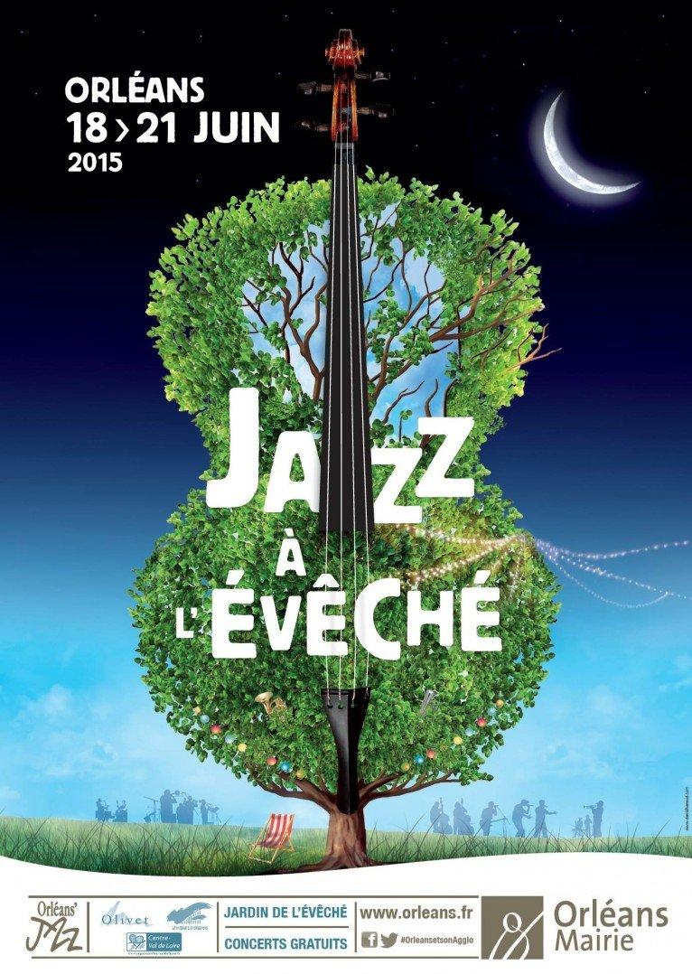 jardin de l'évéché 2015 orleans jazz 2015 orléans