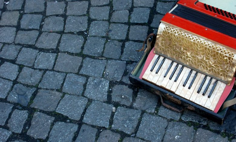 Jubilé d'accordéons Charles Cassonnet avec Magali Vahé 1
