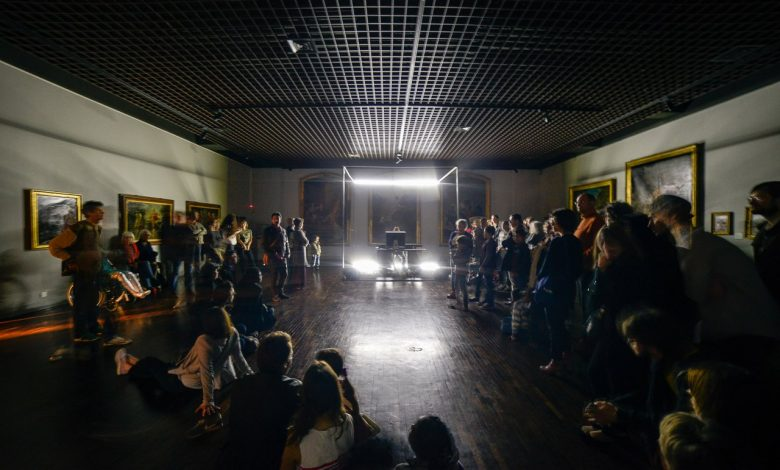 Photos de la nuit au Musée ... des Beaux-Arts 1