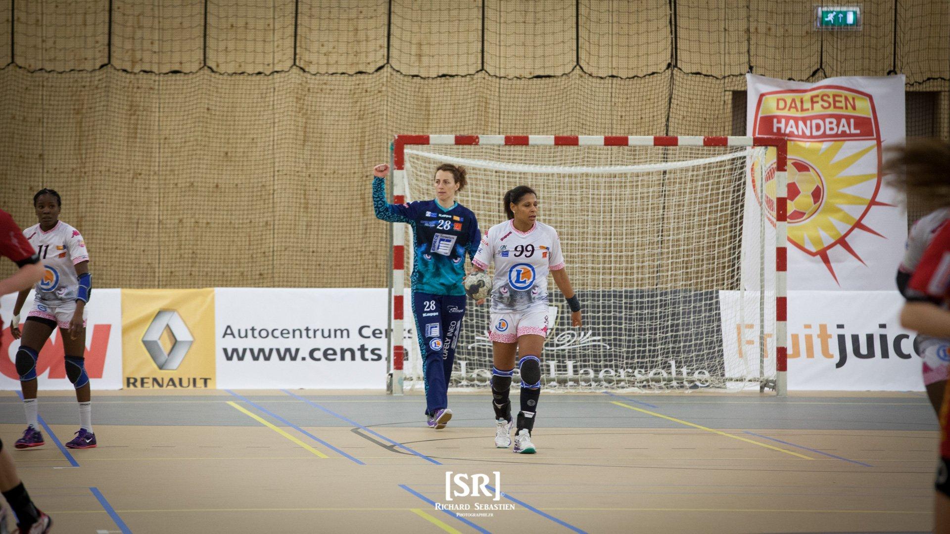 Handball : Gros plan sur Marion Callavé 8
