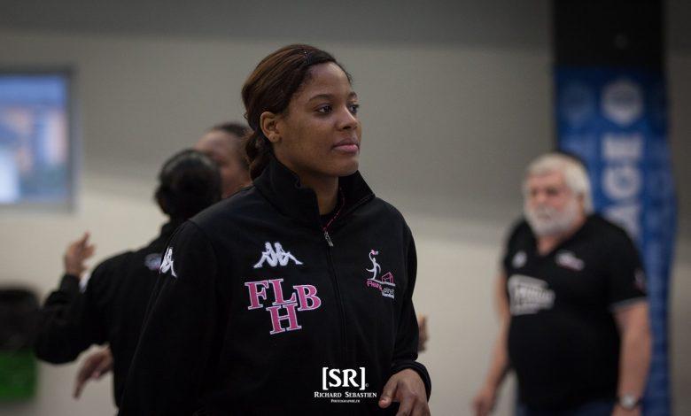 Handball : Gros plan sur Audrey Bruneau 1