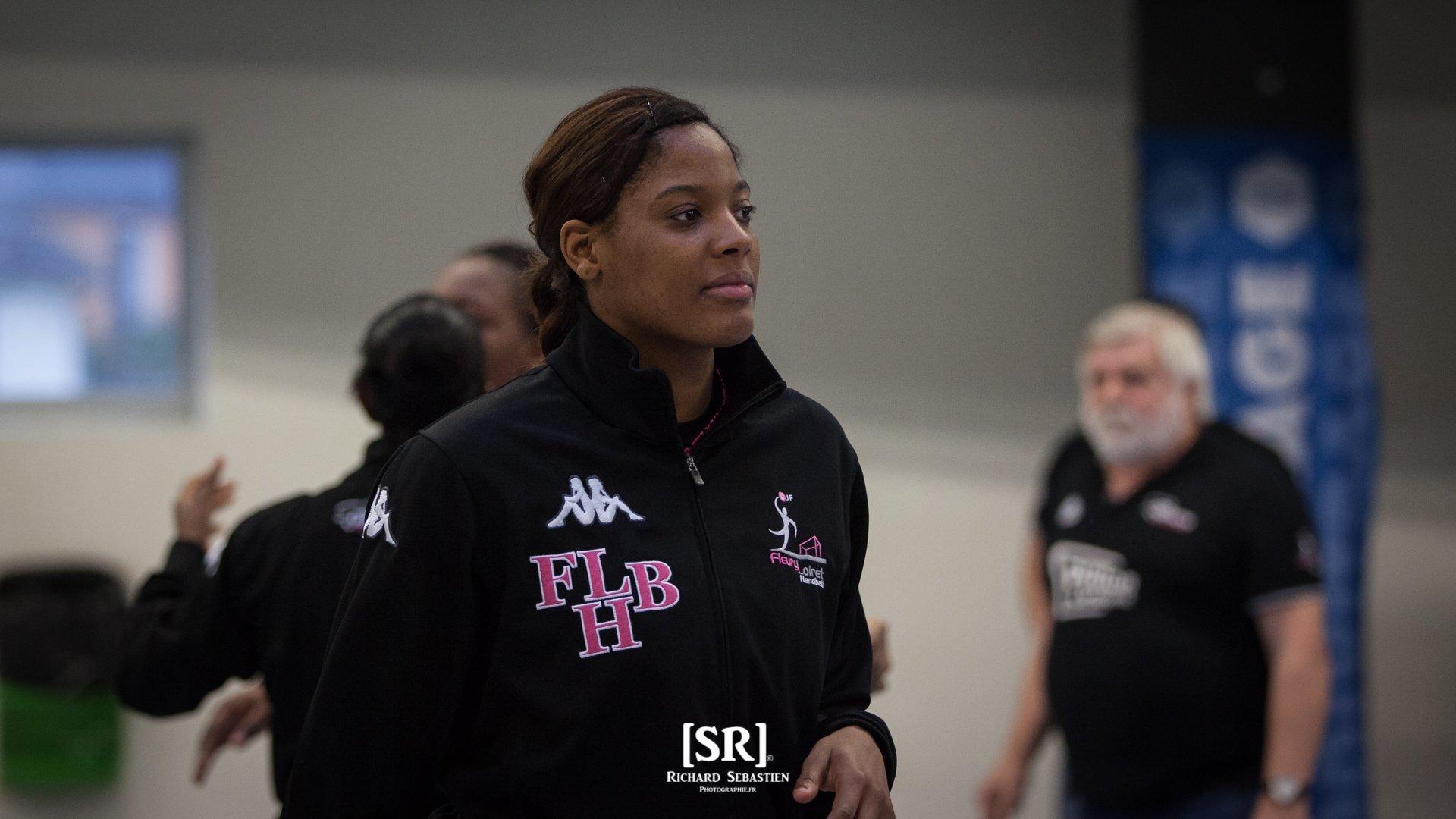 Handball : Gros plan sur Audrey Bruneau 7