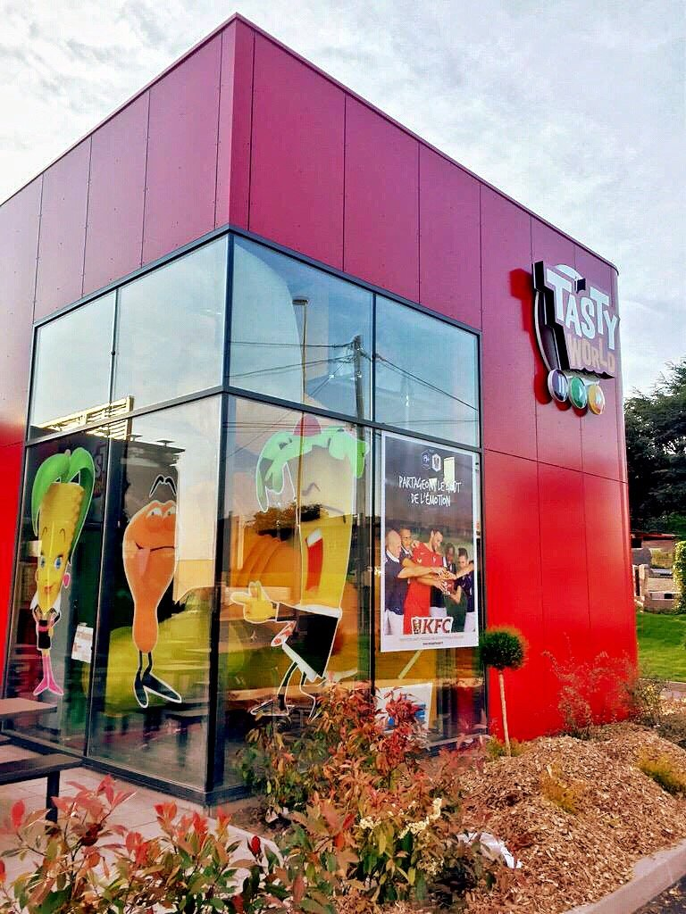 KFC Saran ouverture mardi 26 mai ! 2