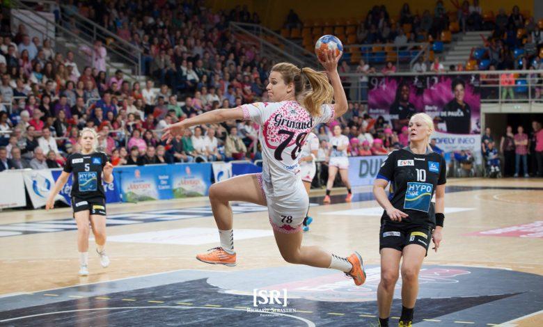 Handball : Zoom sur Manon Grimaud 1