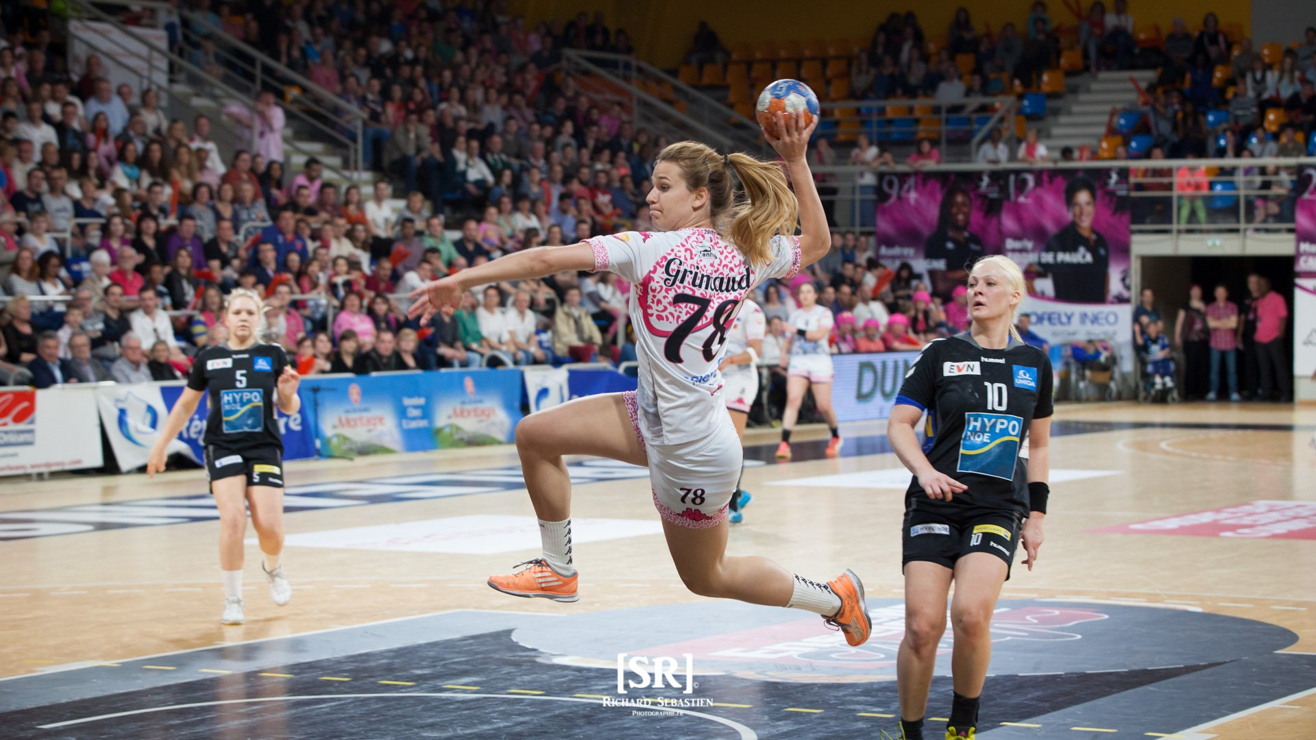 Handball : Zoom sur Manon Grimaud 5
