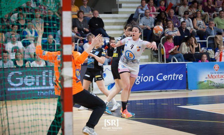 Handball : Zoom sur Daniela Miño Larenas 1