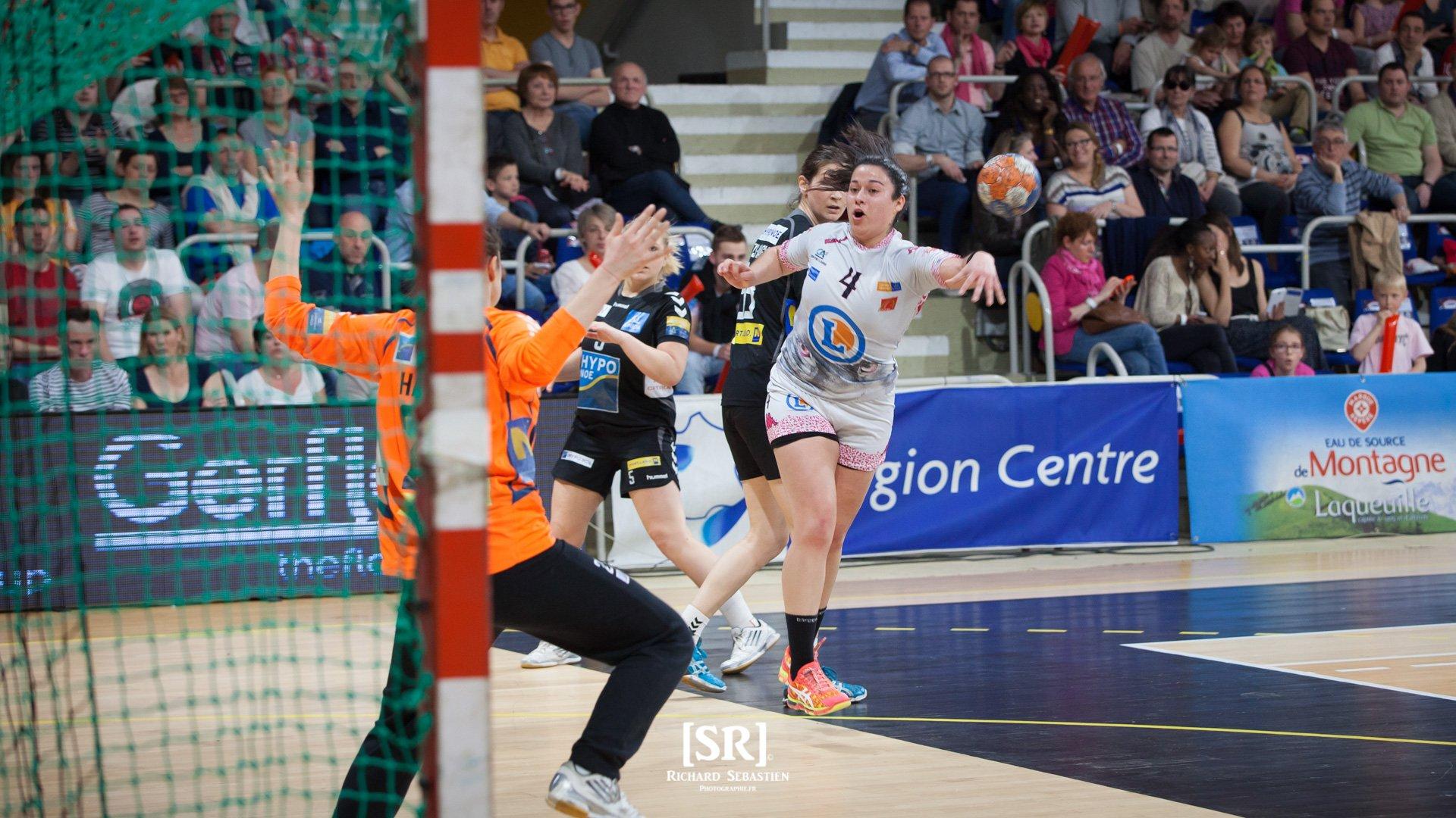 Handball : Zoom sur Daniela Miño Larenas 6