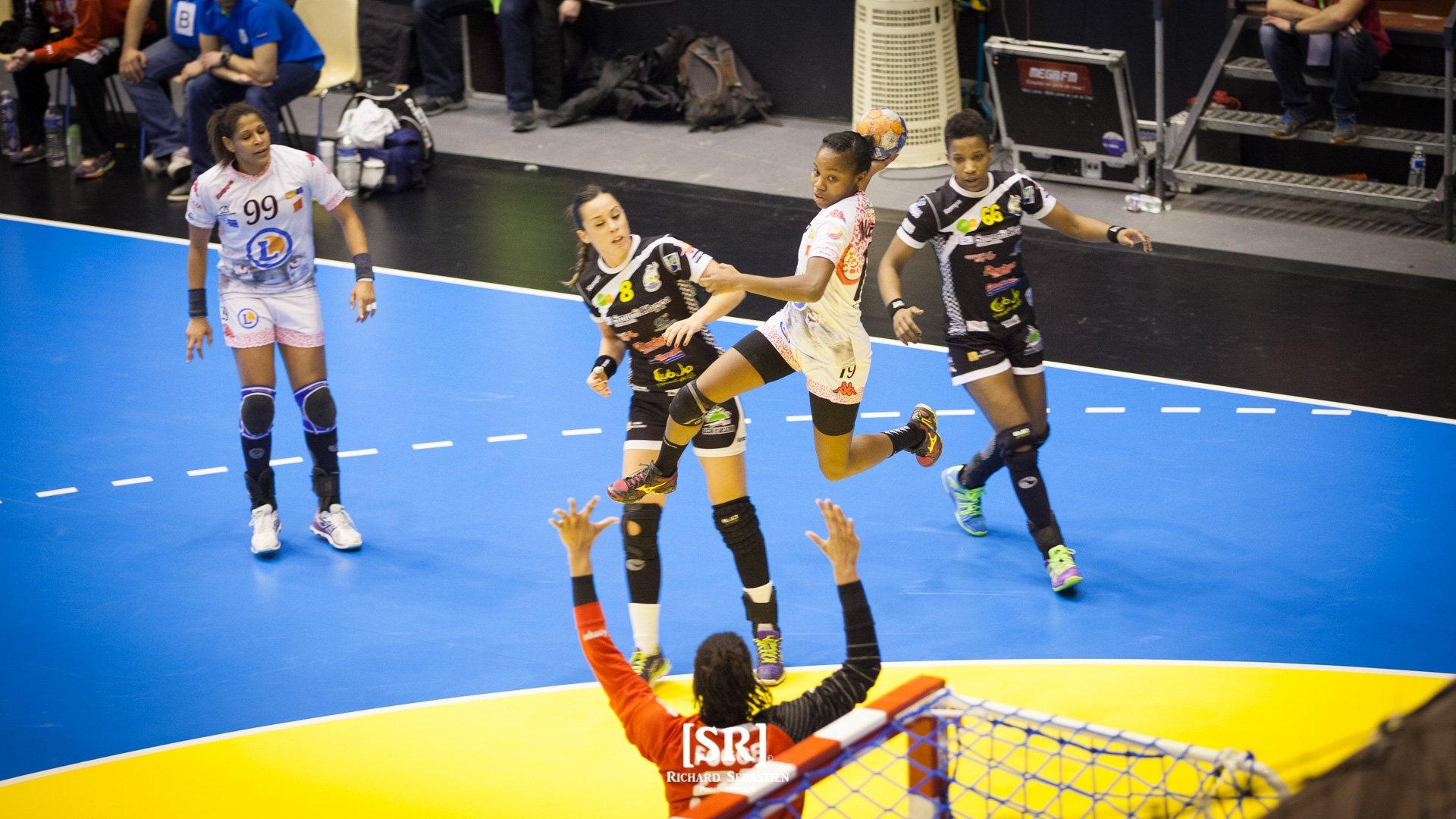 Handball : Gros plan sur Christelle Manga 2