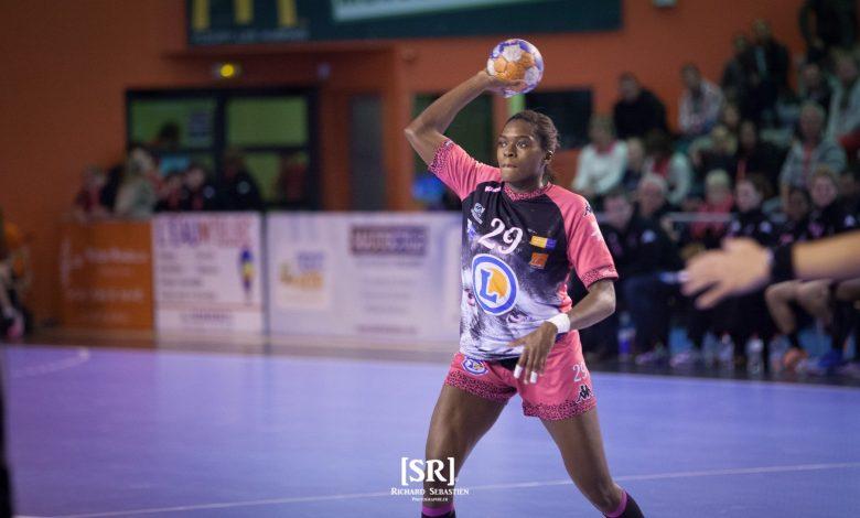 Handball : Gros plan sur Gnonsiane Niombla 1