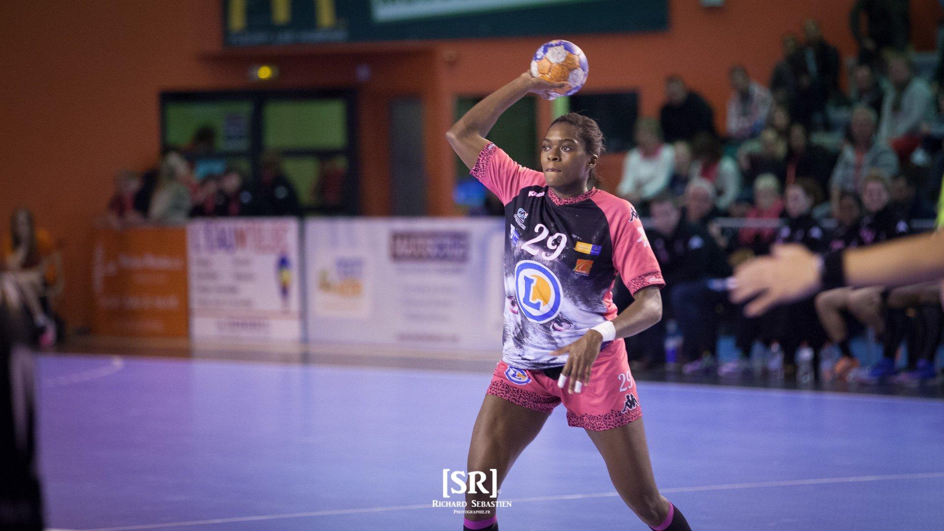 Handball : Gros plan sur Gnonsiane Niombla 9