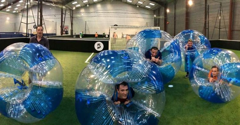 Sport & Bien : le Bubble Foot à portée de main 1
