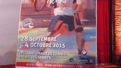Photo of Tennis, présentation de l'affiche de la 11ème édition de l'Open d'Orléans