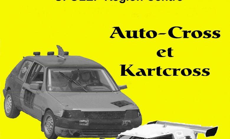AUTOCROSS et KARTCROSS ce week-end à Sougy ! 1