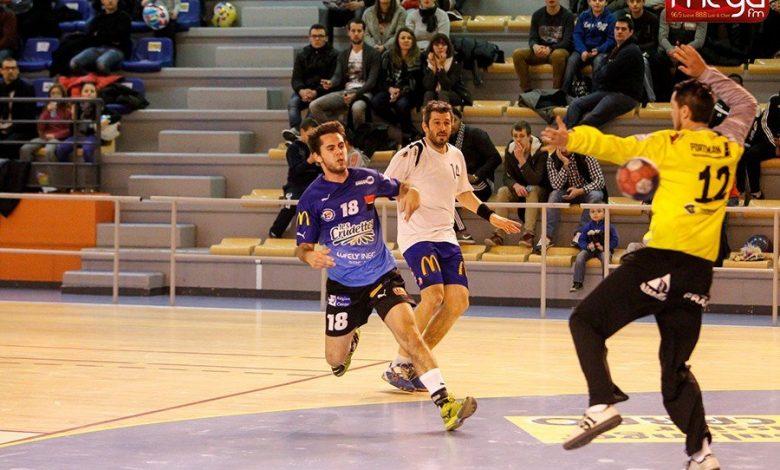 Handball : Gros plan sur Antoine Barboza 1