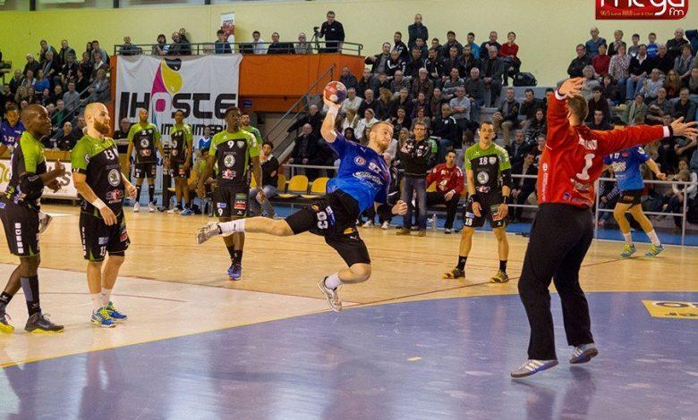 Handball : Gros plan sur Nicolas Bordier 1