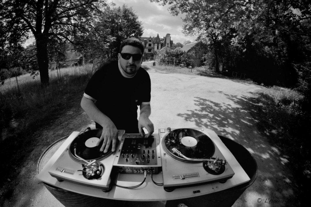 dj supafuh festival hip hop orléans 2015 platines