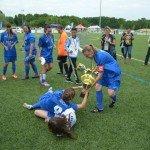Week-end au top pour les filles de La Chapelle-Saint-Mesmin 8