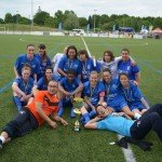 Week-end au top pour les filles de La Chapelle-Saint-Mesmin 12