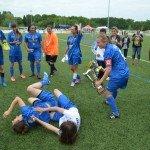Week-end au top pour les filles de La Chapelle-Saint-Mesmin 9