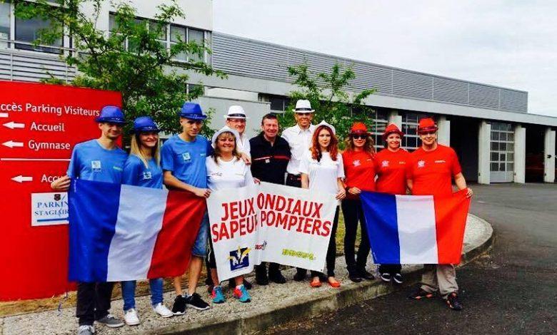 """Les sapeurs pompiers du loiret au """"World Games Police and Fire"""" 1"""