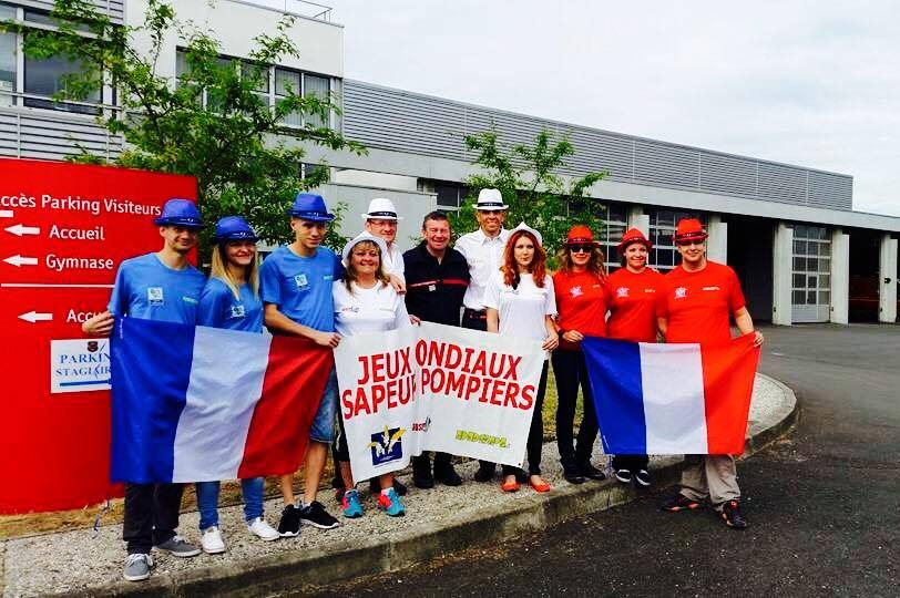 "Les sapeurs pompiers du loiret au ""World Games Police and Fire"" 4"